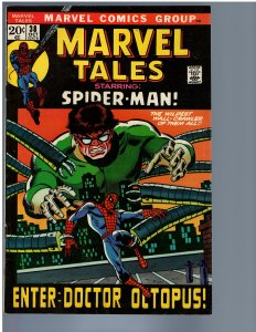 Marvel Tales #38 (1972) FN+
