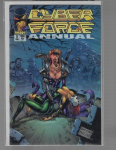 Cyber Force #1 Annual (Image, 1995) NM