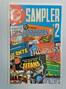 DC Sampler #2 6.0 FN (1984)
