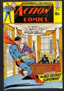 Action Comics #390 (1970)