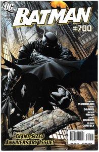 BATMAN #700 (Aug2010) 9.0 VF/NM Grant Morrison, Andy Kubert, Tony Daniel