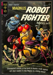Magnus, Robot Fighter #35 (1974)