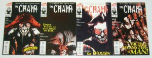 the Chair #1-4 VF/NM complete series - on death row ... the only monster is man
