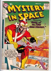 Mystery in Space #59 (May-60) FN/VF Mid-High-Grade Adam Strange