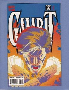 Gambit #4 VF