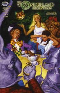 Oz/Wonderland Chronicles, The #3B VF/NM; Buy Me Toys.Com | save on shipping - de