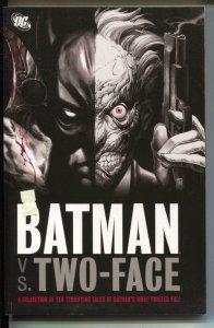 Batman vs. Two-Face-Bill Finger-TPB-trade