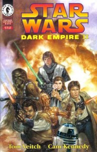 Star Wars: Dark Empire II #6, NM (Stock photo)
