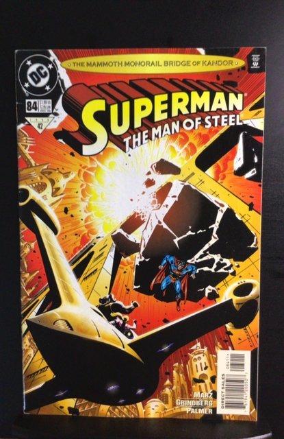 Superman: The Man of Steel #84 (1998)