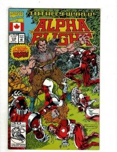 Alpha Flight #115 (1992) YY7