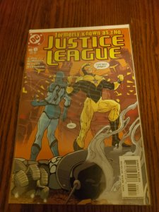 Formerly Known as the Justice League #6 (2004)