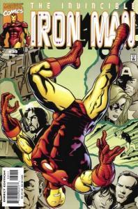 Iron Man (1998 series) #39, NM + (Stock photo)
