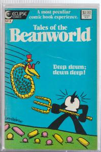 TALES OF THE BEANWORLD #8 - ECLIPSE COMICS - BAGGED,& BOARDED