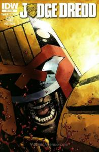 Judge Dredd (4th Series) #6 VF/NM; IDW | save on shipping - details inside