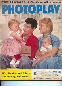 Photoplay-Debbie Reynolds--Sept-1958