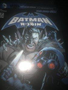 DC Batman and Robin #7 Mint The New 52