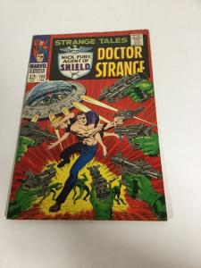 Strange Tales 153 Vg/Fn Very Good/Fine 5.0