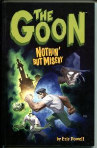 The Goon #1 2003-Dark Horse-zombies-VF/NM