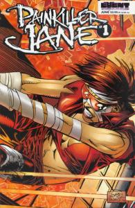 Painkiller Jane #1A VF/NM; Event | save on shipping - details inside
