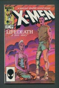 Uncanny X-Men #186 (1st Series 1963) / 9.0 VFN/NM   October 1984