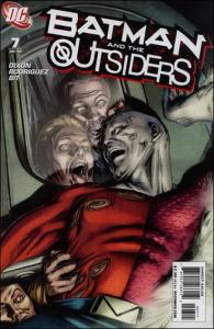 DC BATMAN AND THE OUTSIDERS (2007 Series) #7 VF