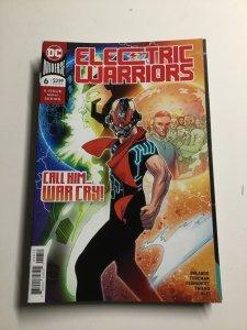 Electric Warriors #6 (2019)