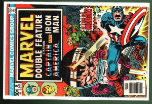 Marvel Double Feature #18 (1976)