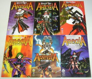 Warrior Nun Areala: Rituals #1-6 VF/NM complete series BEN DUNN bad girl comics