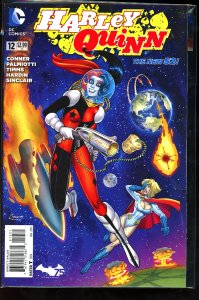 Harley Quinn #9 (2014)