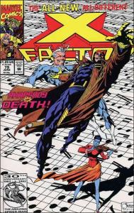 Marvel X-FACTOR (1986 Series) #79 NM