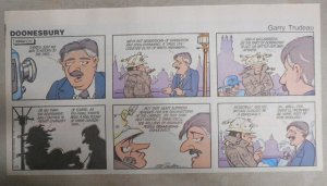 (51) Doonesbury Sundays by GB Trudeau from 1-12,1990 Size: 7.5 x 13 inches