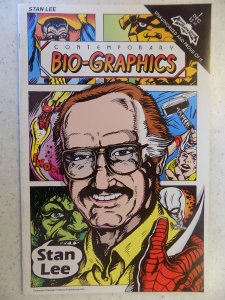 Contemporary Bio-Graphics #1 (1999)