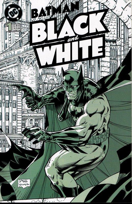 Batman: Black and White #1 - NM - Howard Chaykin