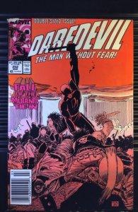 Daredevil #252 (1988) Newsstand Edition
