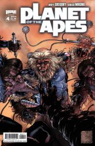 Planet of the Apes (5th Series) #4B VF/NM; Boom! | save on shipping - details in