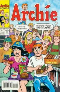 Archie #464 VF/NM; Archie | save on shipping - details inside