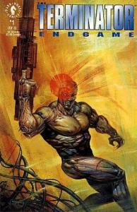 Terminator: Endgame #1, NM (Stock photo)
