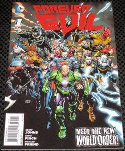 Forever Evil New 52 #1 (2013)