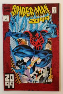 Spider-Man 2099 #1 Red Foil Cover Marvel Comics 1992 VF/NM