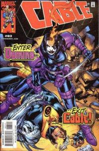 Cable (1993 series) #83, NM (Stock photo)