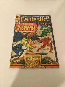 Fantastic Four 34 3.5 VG- Very Good-