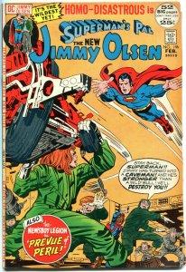 SUPERMAN'S PAL JIMMY OLSEN #146, FN/VF, Jack Kirby, Homo-Dis. 1954,more in s