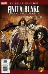 Anita Blake, Vampire Hunter: Guilty Pleasures Handbook #2007 VF; Marvel | save o