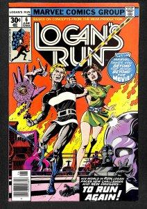 Logan's Run #6 (1977)