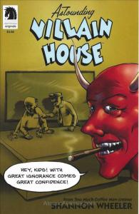 Astounding Villain House #1 VF; Dark Horse | save on shipping - details inside