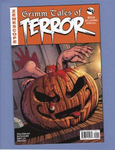 Grimm Tales of Terror Halloween Special 2018 NM- Cover A