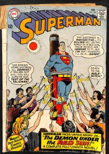 Superman #184 (1966)