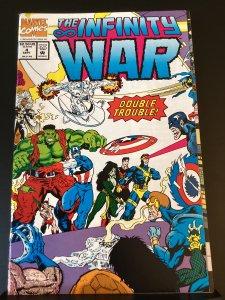 The Infinity War #4 (1992)