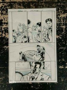 Nightwing 32 page 7 Saton & Faucher
