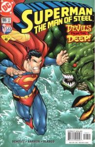 Superman: The Man of Steel #106, NM (Stock photo)